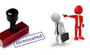 1 day job termination notice is sufficient?