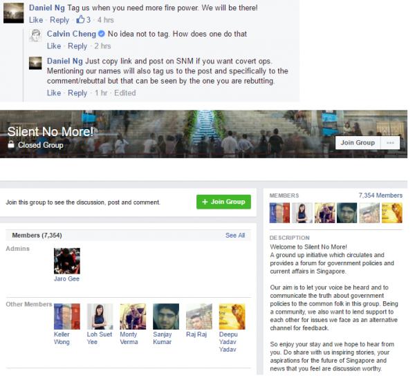 PAP's internet brigade defends Calvin Cheng