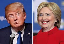 Which mess do you want? Hillary or Donald Trump