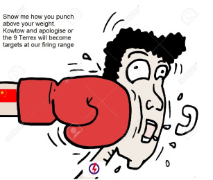Can we really punch above our weight after we kena punched?