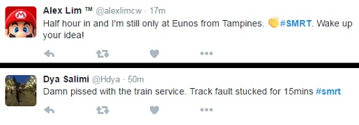 Spate of track faults across peak hour commute angers East-West Line users