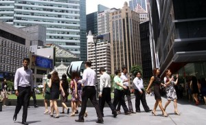 Separate surveys point to increasingly gloomy economic climate in Singapore