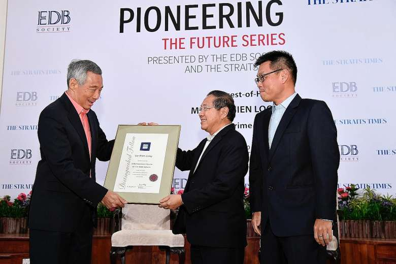 PM Lee: Growth slow but no unemployment problem in...