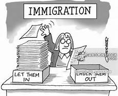 Time to tighten immigration rules is now!