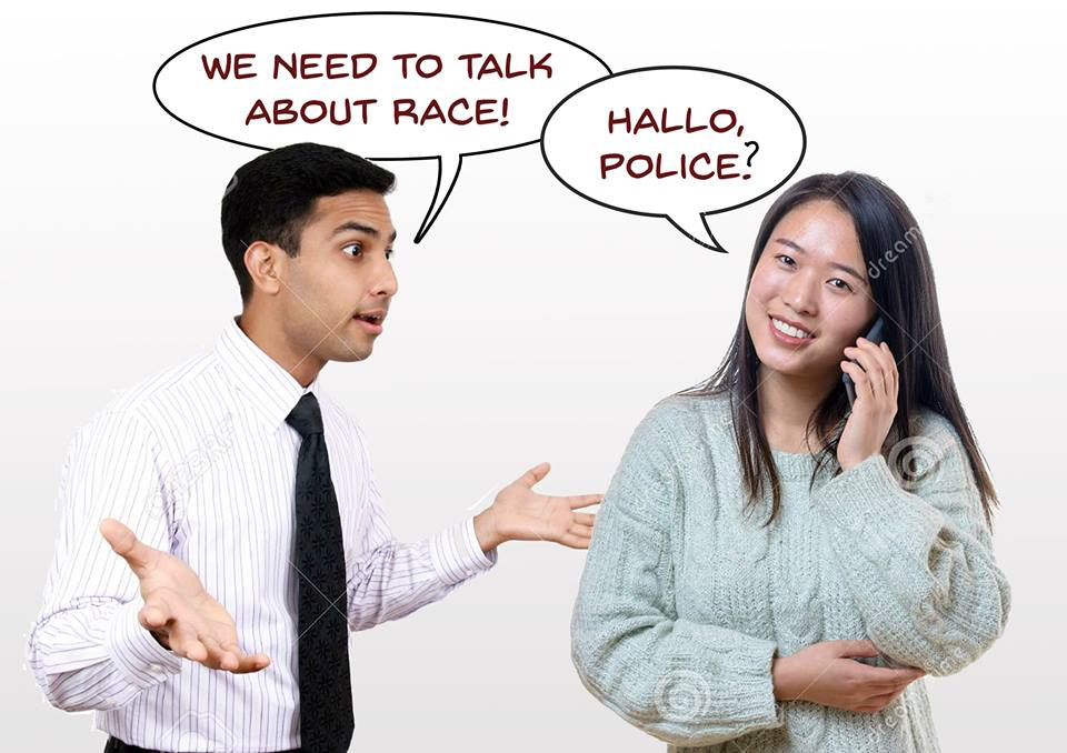 Talking about race Singapore style