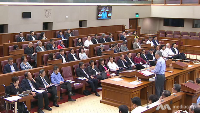 PAP MPs' silence during famiLEE feud Parliamentary...