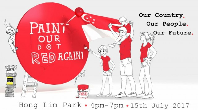 Public protest of alleged abuse of power - 15th July Hong Lim Park @4pm