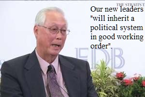 MP Lau Goh praises himself and PAP at National Day...