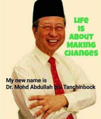 Malays should endorse Dr Tan as Malay so he can run for Presidency