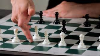 Citizens treated no more than a pawn in a game of chess...