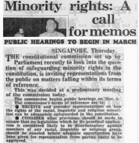 What we should consider now about Malay rights