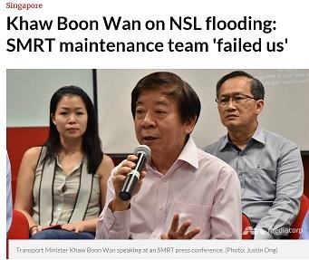 MOT Minister Khaw's fake apology: Despite flooded...