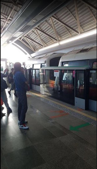 25 injured in SMRT trains collision at Joo Koon Station
