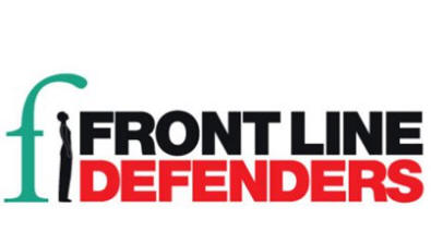 Frontline Defender issues urgent appeal for Human rights...