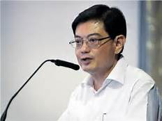 Heng Swee Kiat can be PM meh?