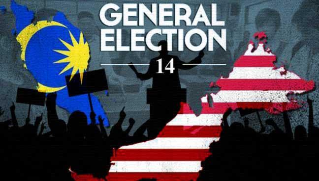 新加坡的马来西亚人-大选14的王牌?