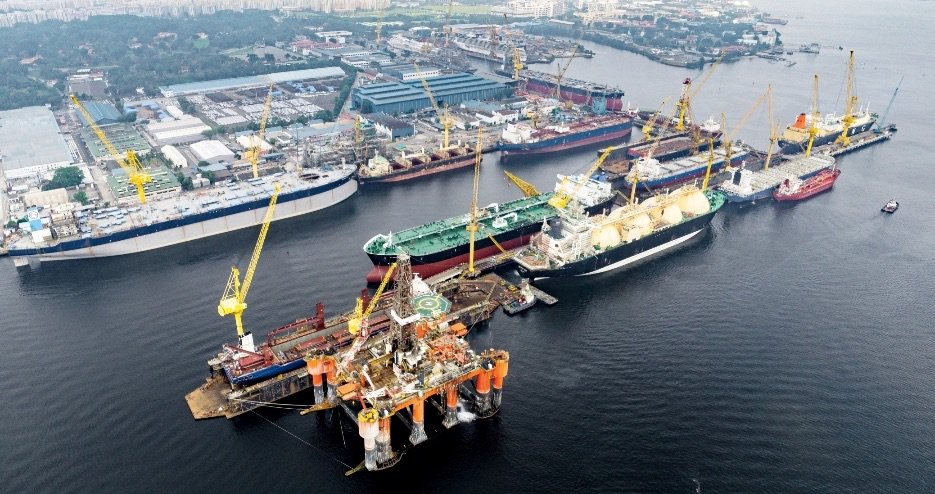What happens now to Sembcorp Marine?