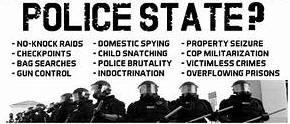 More Spending On Police State