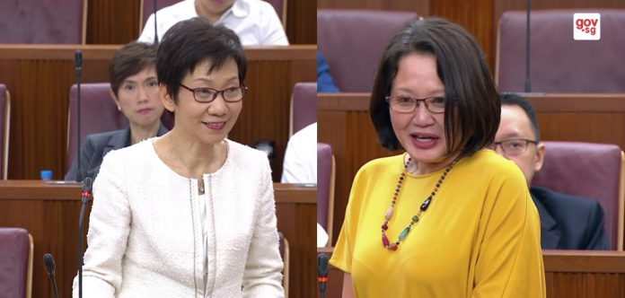 Grace Fu: Workers Party and Sylvia Lim 'low standards'