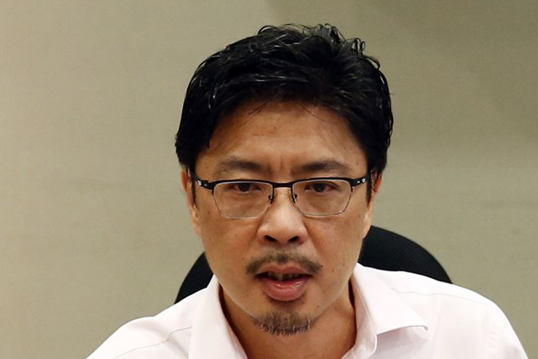 Arrested SMRT Trains COO a super SAF scholar?