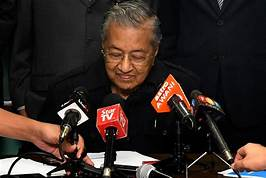 Dr Mahathir has finally made Malaysia a democracy