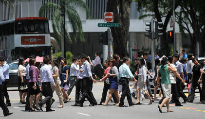 Unemployment in Singapore rises, while retrenchments...