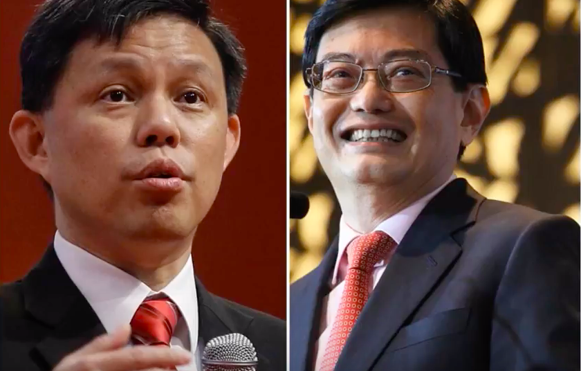 Chan Chun Sing is Singapore's future Prime Minister?