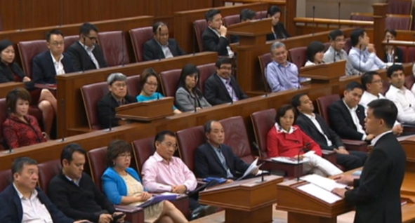 What is the point of having our Parliament sit when MPs could blatantly sleep without any consequences?