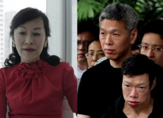 Oxleygate continues with complaint against Lee Hsien Yang's wife