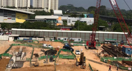 Are the lives of foreign construction workers in Singapore...