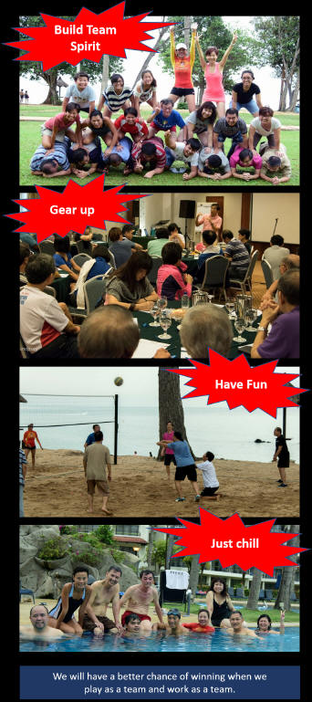 SDP Retreat 2019 at Tunamaya Beach and Spa Resort - Desaru Coast
