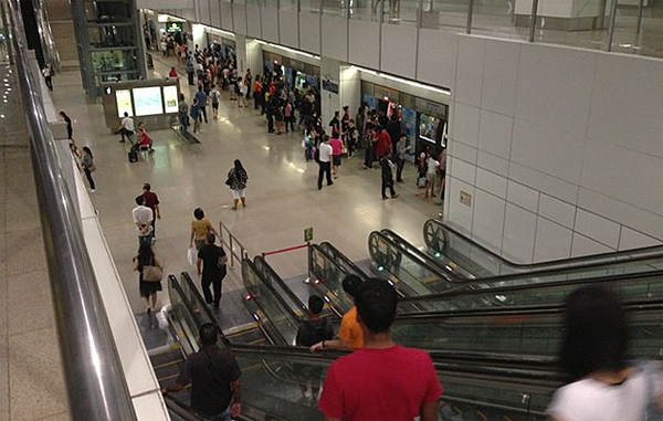 Whopping cost of circle line
