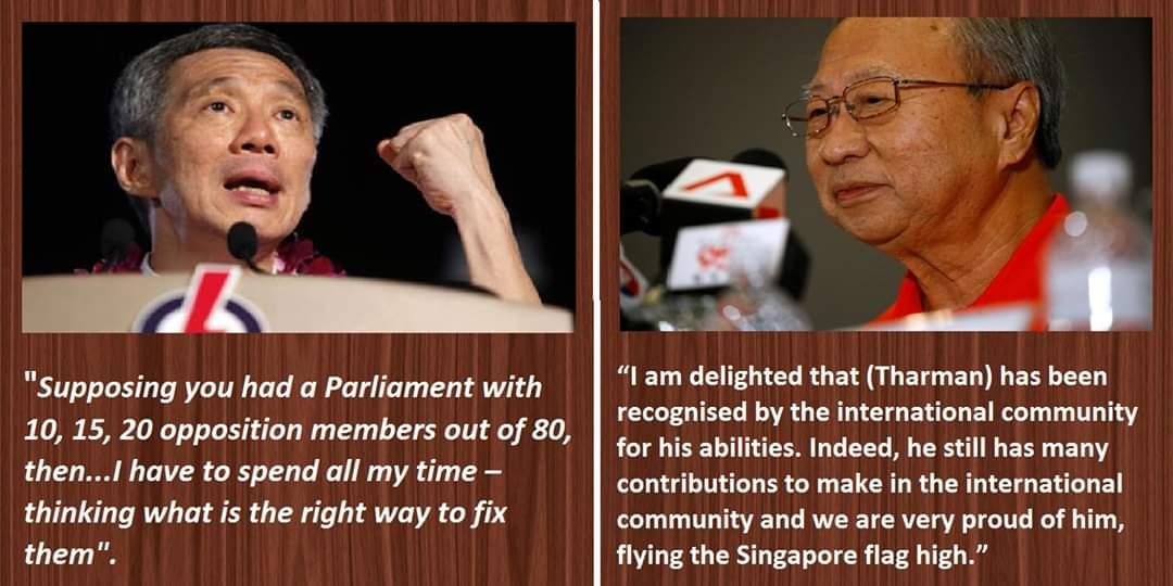 Singaporeans deserve non-adversarial politics