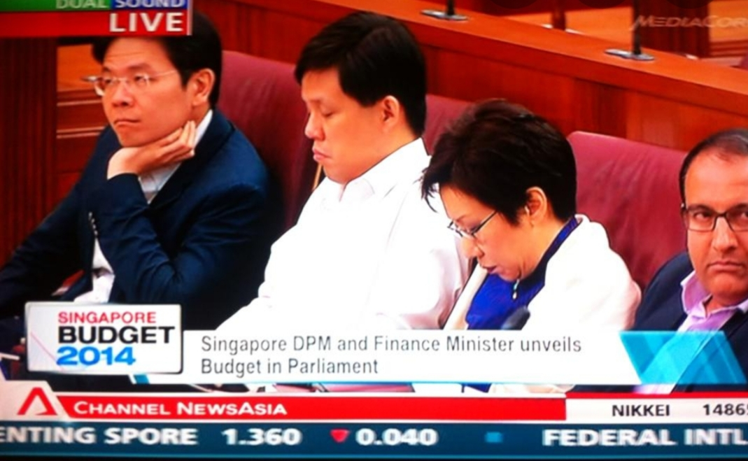 Is the new Parliamentary facial recognition a waste of taxpayers' money when PAP MPs lack discipline?
