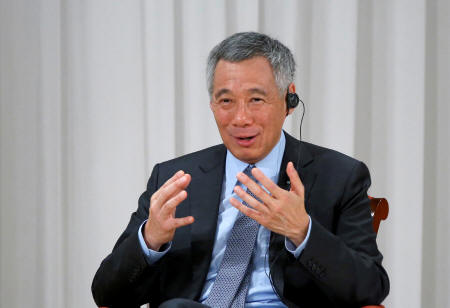Lee Hsien Loong so clever
