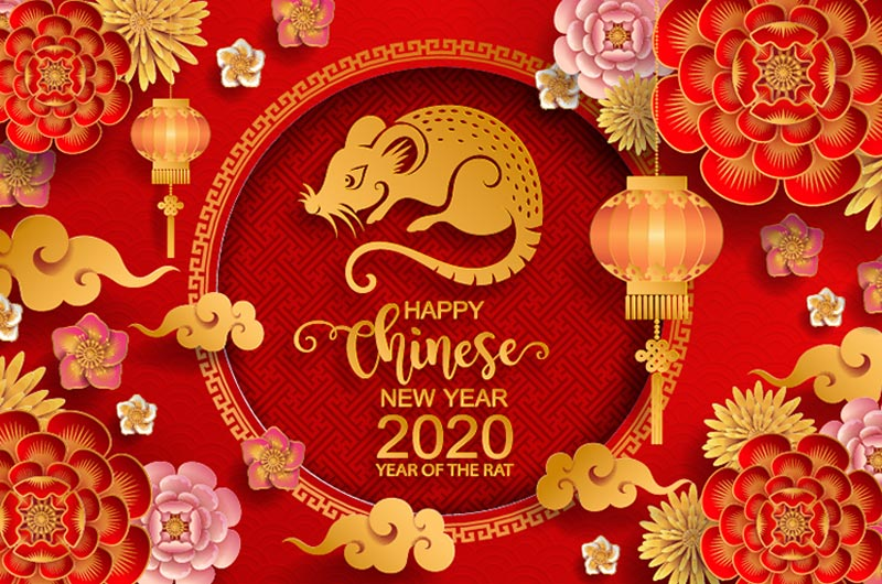 Wishing Our Chinese Readers Happy and Prosperous Lunar New year