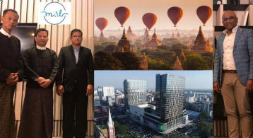 M Ravi sets up law firm in Myanmar as regional office