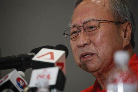Lightning never strikes twice? For Dr Tan Cheng Bock,...