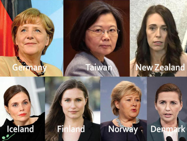 Effective Women Leaders in this Pandemic — Ho Ching