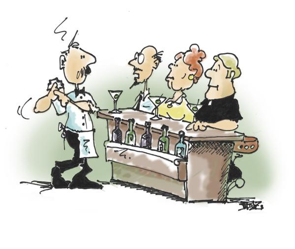 Bar Joke