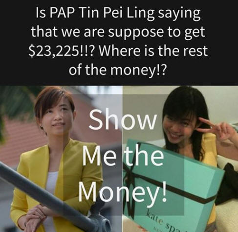 Why Both Kate Spade Influencer Tin Pei Ling and Her Boss Heng Swee Keat Are Talking Cock