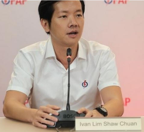 Fellow Keppel Scholar Defends Ivan Lim
