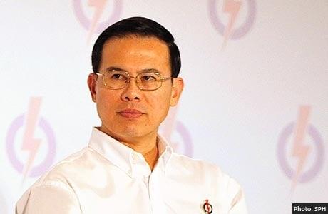 Singapore's longest-serving mayor
