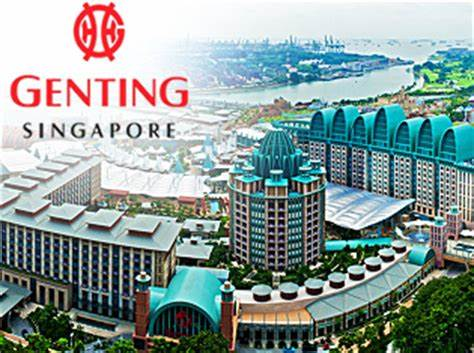 Genting Singapore back in the black