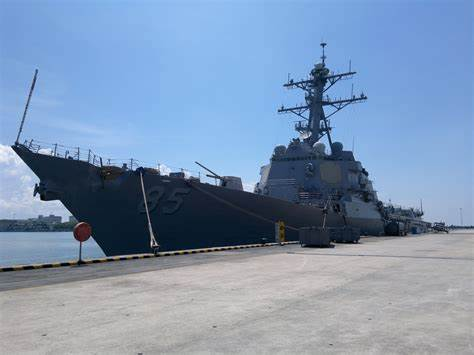 Singapore to serve as a base for US Navy