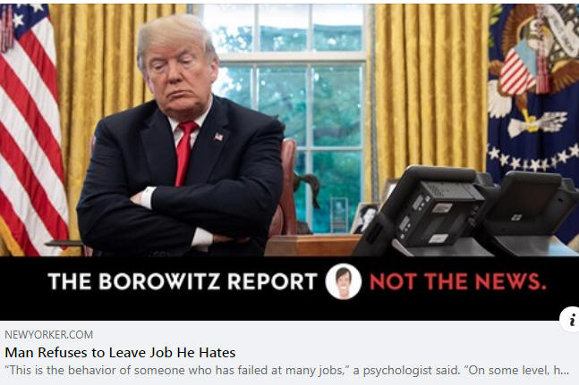 The man that refuses to leave the job he hates
